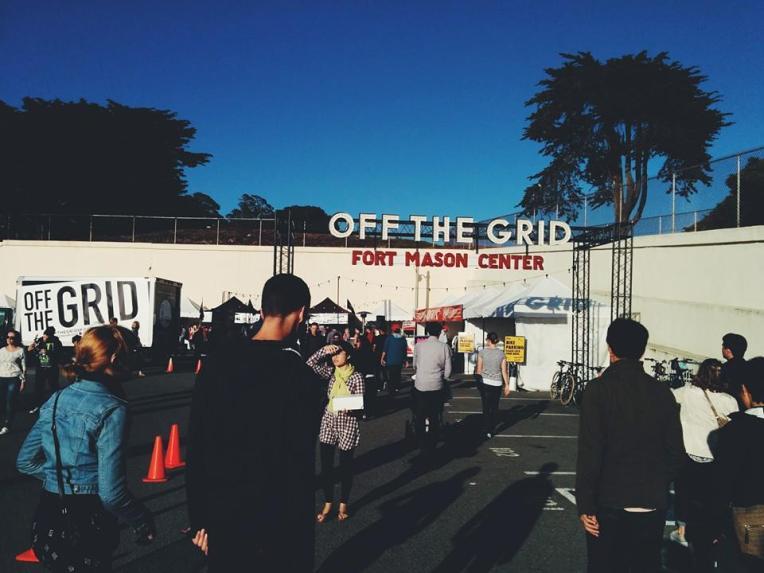 Off the grid - San Francisco